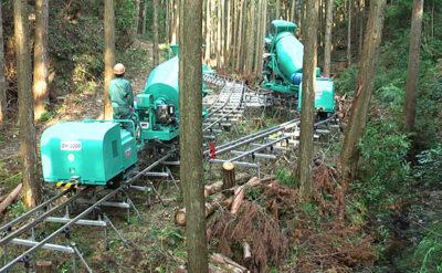 和歌山県 送電線鉄塔建替工事