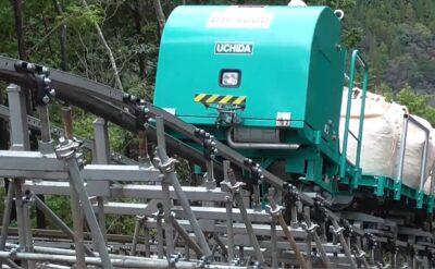静岡 水力発電所貯水池新設工事